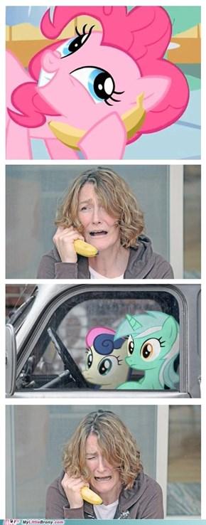 Pinkie Pie IRL