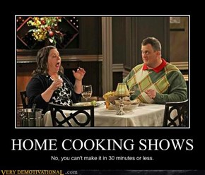 HOME COOKING SHOWS