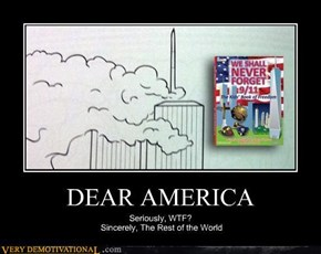 9/11 coloring book.