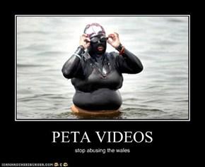 PETA VIDEOS