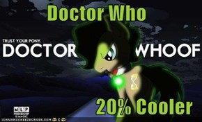Doctor Who  20% Cooler