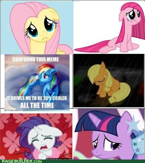 a true brony will cry