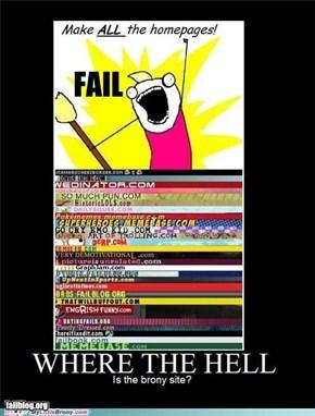 Missing Failblog FAIL