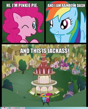 Does That Make Johnny Knoxville a Brony?
