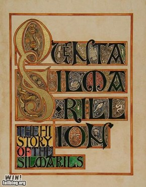 Silmarillion Manuscript WIN
