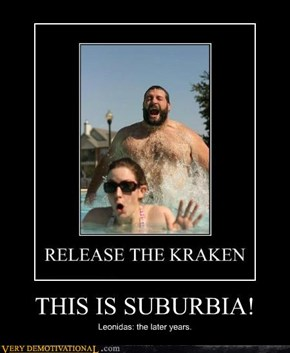 THIS IS SUBURBIA!