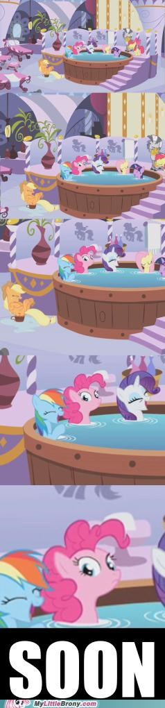 Pinkie... What Are You Thinking?