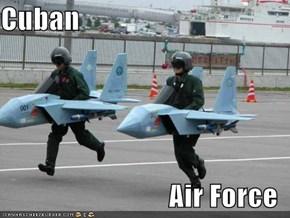 Cuban  Air Force