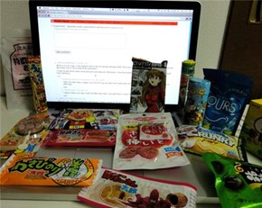 Japanese Candy Club of the Day