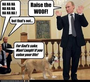Very Funny Comrade!