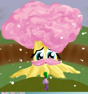 The Awesome and Wise Fluttertree
