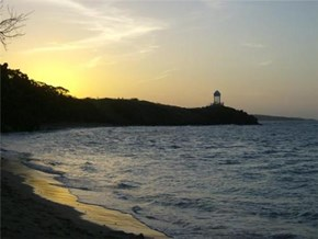 Sunset In Puerto Plata, Dominican Republic