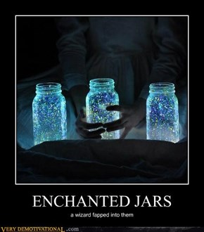ENCHANTED JARS
