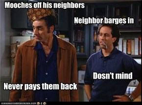 Scumbag Kramer and Good Guy Jerry