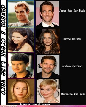 90's Time Warp: Dawson's Creek Then and Now