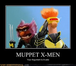 MUPPET X-MEN