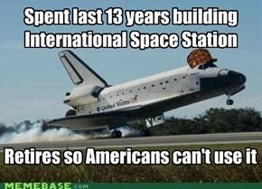 Scumbag Shuttle