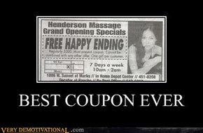 BEST COUPON EVER
