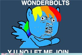 Thunderbolts Y U No let me join?