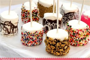 Epicute: Candied Marshmallows