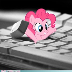 Pinkie Pie: The Diglett of Ponies