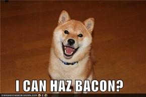I CAN HAZ BACON?