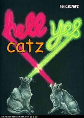 hellcatz rule!