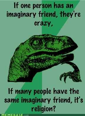 Philosoraptor Wants to Believe