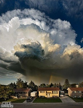 Mother Nature FTW: Just a Little Apocalypse
