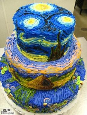 Impressionistic Cake WIN