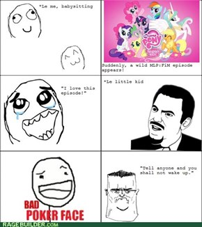 Everybrony thinks this.