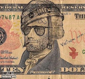 Hacked IRL: Dolla Dolla Bill, Y'all