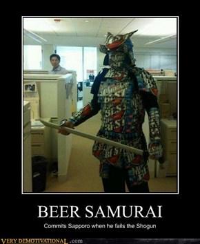 BEER SAMURAI