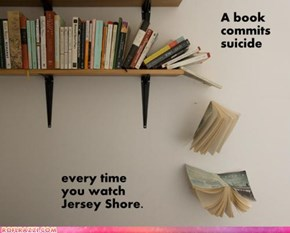 Please, think of the books.