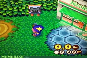 Animal Crossing Is Now Nyan-ified