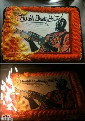 TF2 Cake WIN