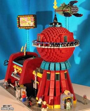 Lego Futurama WIN