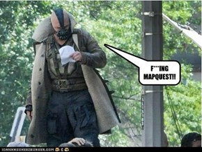 F***ING MAPQUEST
