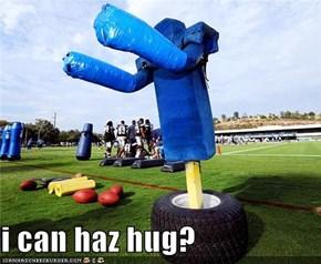 i can haz hug?