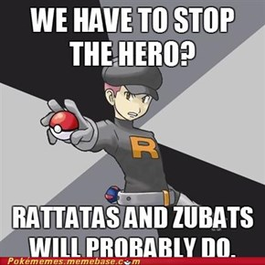 Team Rocket's Logic Is Flawless