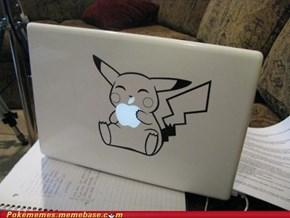 Pikachu Has to Nom, Too