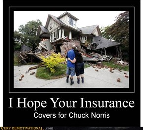 I HOPE YOUR INSURANCE
