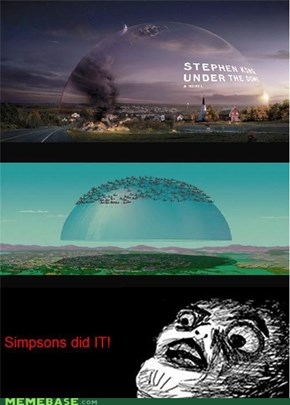 The Simpsons Have Done EVERYTHING!