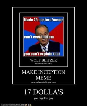 17 DOLLA'S