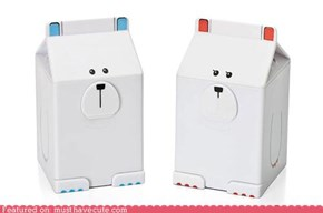 Energy Efficient Polar Bear That Lives in Your Fridge