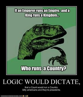LOGIC WOULD DICTATE,