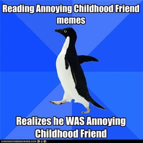 Socially Annoying Penguin