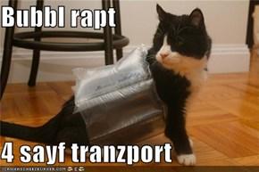 Bubbl rapt  4 sayf tranzport