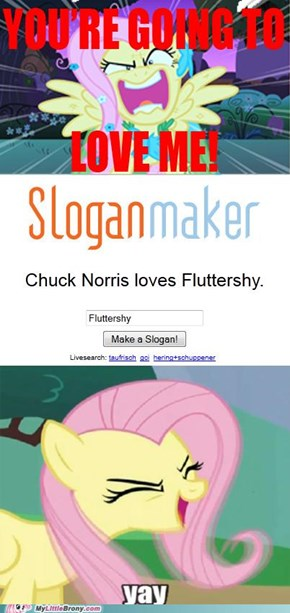 Fluttershy, We All Love You