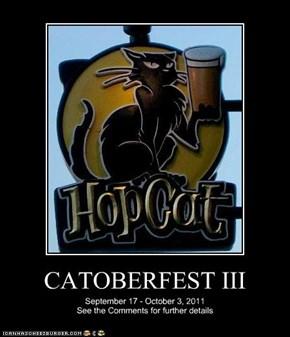 CATOBERFEST III